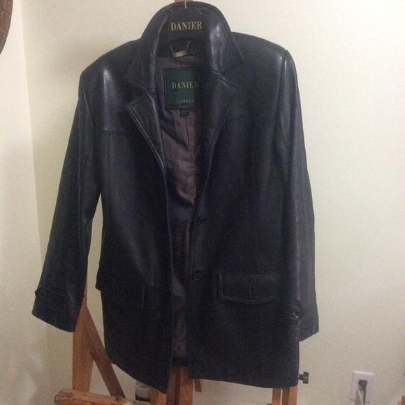 Danier Jackets & Blazers - Leather Jacket